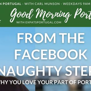 What you LOVE about YOUR part of PORTUGAL | Portuguese places & spaces on Good Morning Portugal!