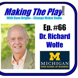 MTP 66 - Dr Wolfe & Sports Organizational Dynamics