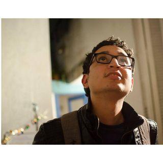 Noche de letras 2.0, #64, César Saravia (El Salvador)