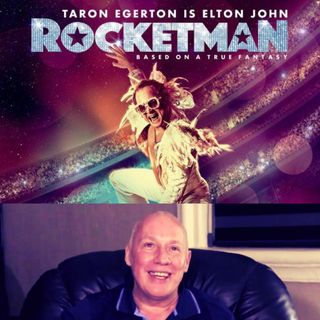 "Weekly Online Movie Gathering - The Movie ""Rocketman""  Commentary by David Hoffmeister"