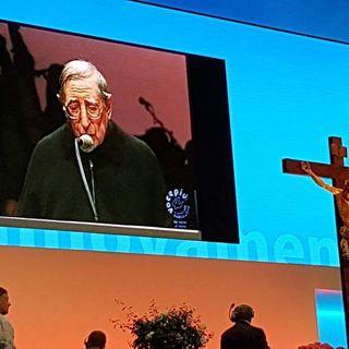 Il bisogno assoluto di essere in ascolto di Cristo - Padre Matteo La Grua