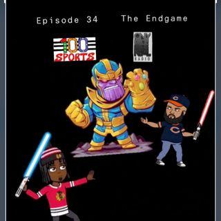 Episode 34 : The Endgame