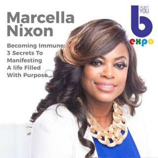 Marcella Nixon  at The Best You EXPO