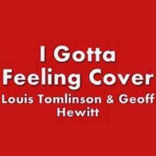 """I Gotta Feeling"" cover by Louis Tomlinson"