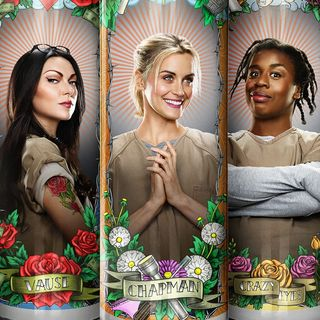 #66: Orange is the New Black, Hannibal, Humans & more!