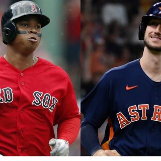 Episode 21 - Beantown Sports Wolfcast Redsox recap of ALDS over the Rays onto face the Astros in the ALCS!!
