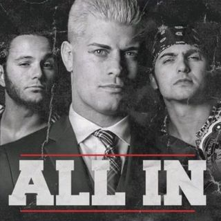 ALL (IN) Things Wrestling Radio