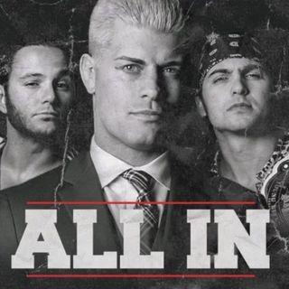 ALL (IN) Things Wrestling Radio