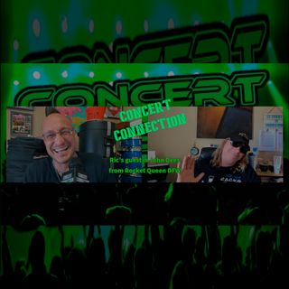 TCC Jan 20 2021 Ric's guest is John Dees from Rocket Queen DFW