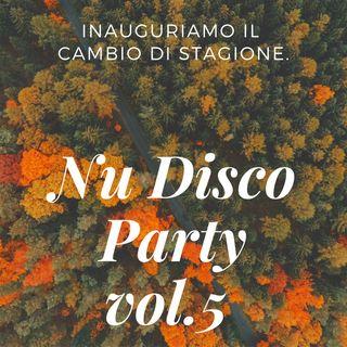 #36 - Nu Disco - Vol.5