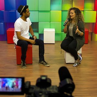 Marquinhos Silva Entrevista: Gabi Sampaio