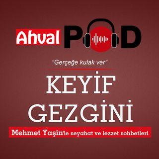 Mehmet Yaşin'den karavanla tatilin tadı ve avantajları