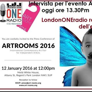 EVENTO ART ROOM 2016  la fiera piu grande in UK indipendente : perche' L'ARTE e' importante