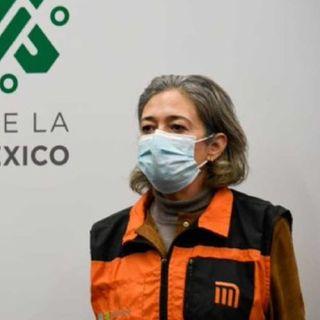 Florencia Serranía, directora del metro, anunció que se mantendrá en el cargo mientras se realizan las investigaciones