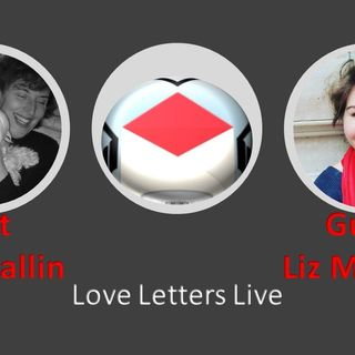 Love Lettera Live with Janet Gallin and her guest Elizabeth Maguire 9 30 20
