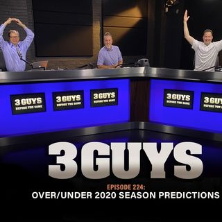 Over Under 2020 Season Preview with Tony Caridi, Brad Howe and Hoppy Kercheval