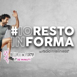 #iorestoinforma: Marco Caggiati, fitness coach, ci parla di tonificazione addominale