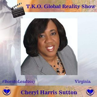 Leadership TKO™ Global Reality Show: Interview With Cheryl Harris Sutton