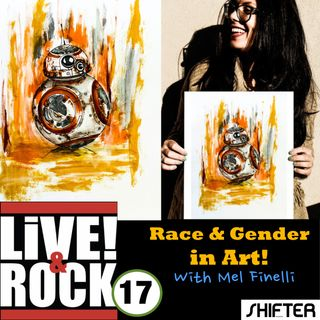 LnR 17: Race & Gender in Art ( with Mel Finelli)
