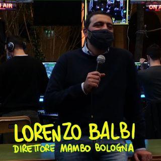 #BOsco Intervista a Lorenzo Balbi