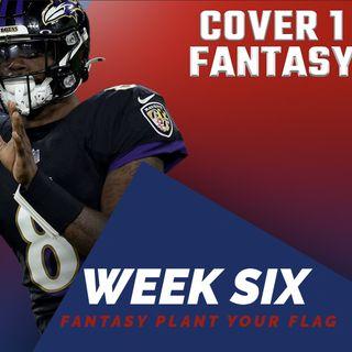 Fantasy Football Plant Your Flag - Ep. 17