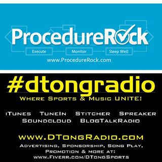 #dtongradio presents #MusicMonday Indie Music Playlist - Powered by ProcedureRock.com