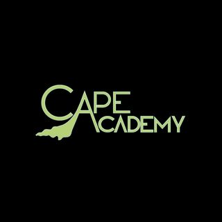CAPE Academy Podcast Episode 3- Get the Scoop