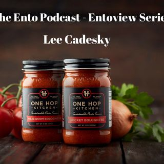 Entoview series - Lee Cadesky