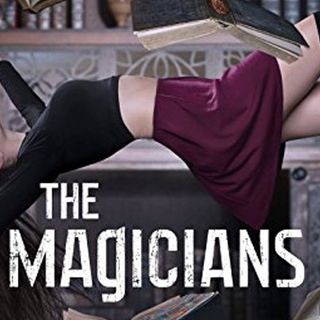 The Magicians, S01E09- The Writing Room