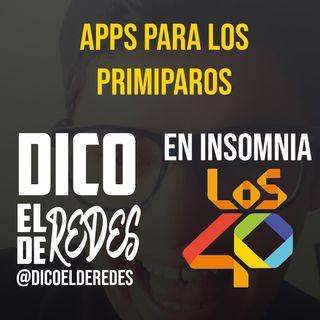 Apps Para Primiparos - Dico el de Redes en Insomnia de Los 40