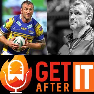 Episode 101 - with Jamie Peacock - former Great Britain and England  Rugby League Captain.