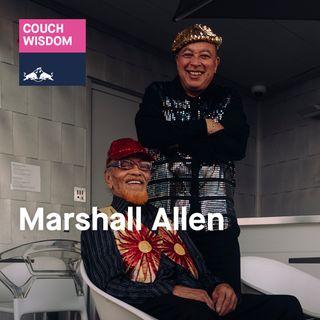 Sun Ra Arkestra's Marshall Allen