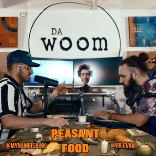Peasant Food Podcast - Episode 1: Exxxpresso Boys
