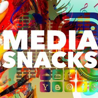 MEDIA SNACKS 26 JANUARY 2020
