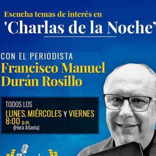 Charlas De La Noche, Palabras Con Imagen. DURANSMEDIA.COM