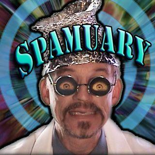 "Doctor I. M. Paranoid ""Spamuary"" 2019"