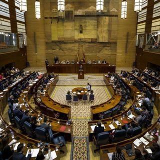 Debate regional con diputados de la Asamblea de Madrid