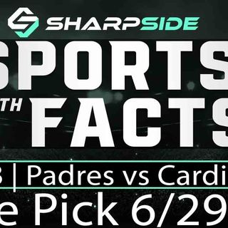 FREE MLB Betting Pick: Padres vs. Cardinals - June 29