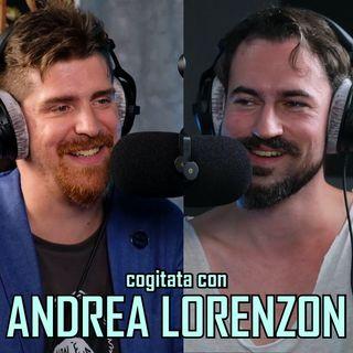 """Cogitata con ANDREA LORENZON, autore di """"Cartoni Morti"""""""