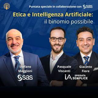 #201 - Etica ed Intelligenza Artificiale: il binomio possibile - con Stefano Maggioni di SAS