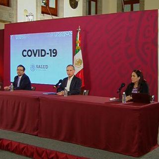 970 muertos por Covid-19 en México