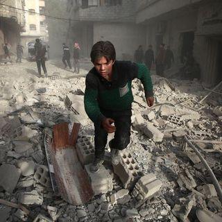 42 Le martyre du peuple syrien - Mario Salis