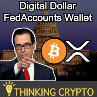 NEW DIGITAL DOLLAR BILL INTRODUCED - FEDACCOUNTS Wallet - Brave Binance Partnership BAT Token