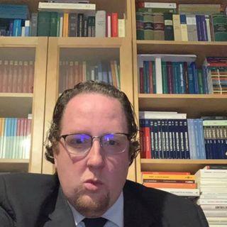 L'angolo diritto  - terza puntata - Il significato del termine Costituzione - a cura di Daniele Trabucco