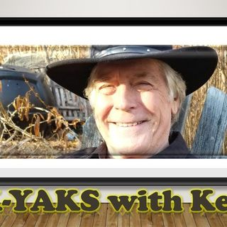 Ken Ludmer_K-Yaks with Ken & guest, Joel Moss discuss The Pandemic changing their lives or not...