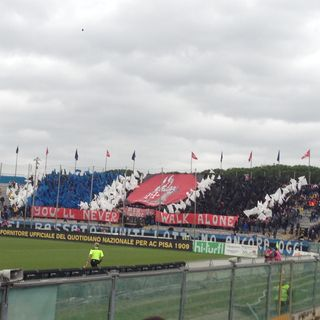 Pisa - Arezzo : 2-0 (7 febbr 2016)