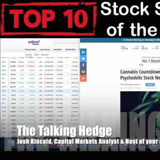 Top 10 Cannabis Stock News Stories of the Week