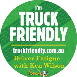 Driver-Fatigue - Ken Wilson from the Truck Friendly Program