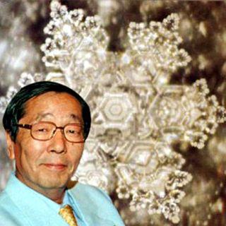 12° puntata  - Gli esperimenti di Masaru Emoto e la coscienza dell'acqua