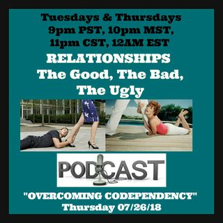 """""""Codependent Relationship Problems & Solutions - Indepth"""""""